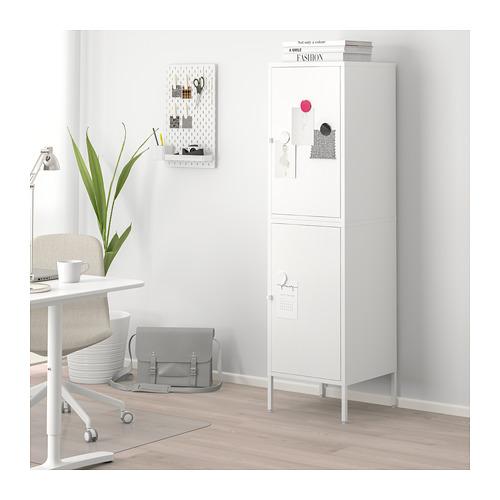 HÄLLAN - 貯物組合連門, 白色 | IKEA 香港及澳門 - PE664017_S4