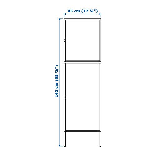 HÄLLAN - 貯物組合連門, 白色   IKEA 香港及澳門 - PE664012_S4