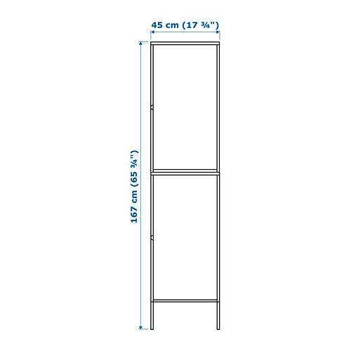 HÄLLAN - 貯物組合連門, 白色 | IKEA 香港及澳門 - PE664015_S4