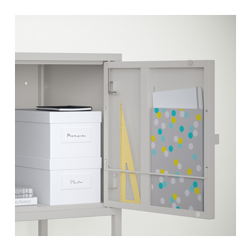LIXHULT - cabinet, metal/grey | IKEA Hong Kong and Macau - PE607918_S4