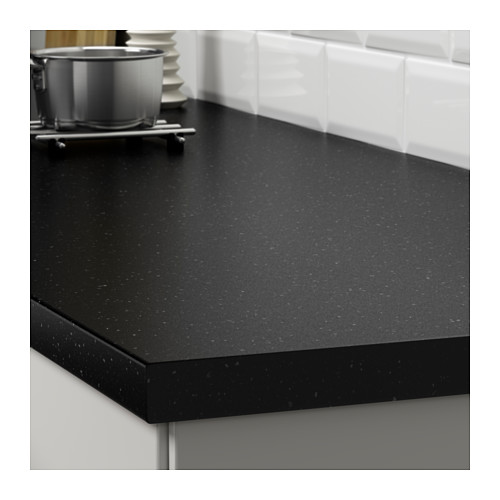 SÄLJAN - worktop, black mineral effect | IKEA Hong Kong and Macau - PE607954_S4