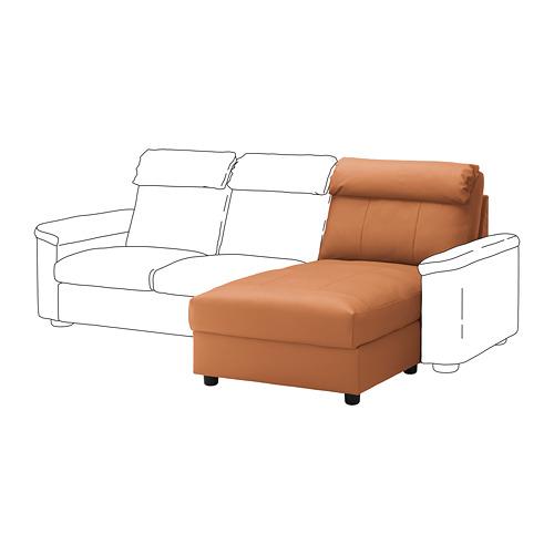 LIDHULT - 躺椅組合, Grann/Bomstad 金啡色 | IKEA 香港及澳門 - PE711773_S4