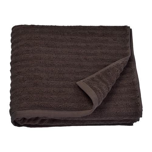 FLODALEN - 浴巾, 深褐色 | IKEA 香港及澳門 - PE751749_S4
