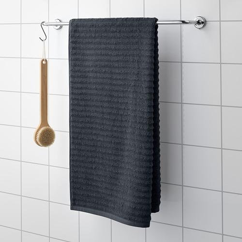FLODALEN - 浴巾, 深灰色 | IKEA 香港及澳門 - PE751752_S4