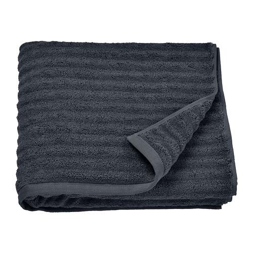 FLODALEN - 浴巾, 深灰色 | IKEA 香港及澳門 - PE751753_S4