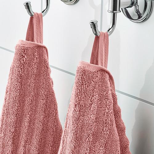 FLODALEN - 毛巾, 淺粉紅色   IKEA 香港及澳門 - PE751755_S4