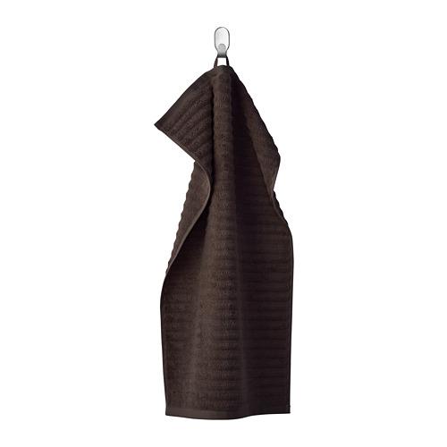 FLODALEN - 毛巾, 深褐色 | IKEA 香港及澳門 - PE751783_S4