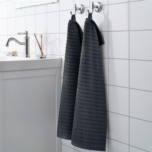 FLODALEN - 毛巾, 深灰色   IKEA 香港及澳門 - PE751784_S4
