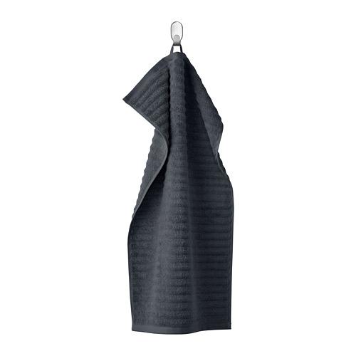 FLODALEN - 毛巾, 深灰色   IKEA 香港及澳門 - PE751785_S4