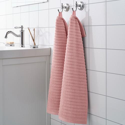 FLODALEN - 毛巾, 淺粉紅色   IKEA 香港及澳門 - PE751786_S4