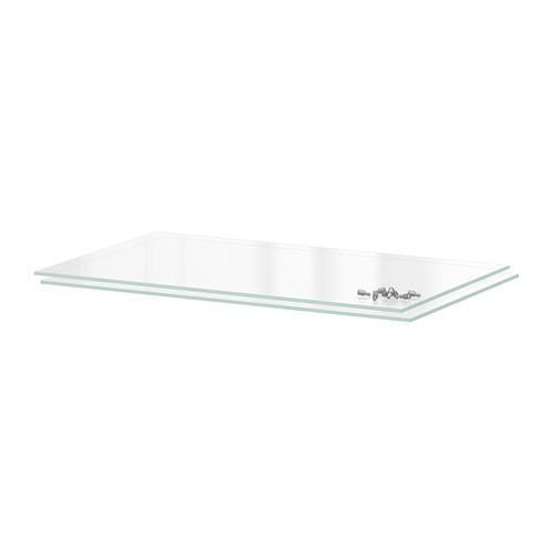UTRUSTA - shelf, glass | IKEA Hong Kong and Macau - PE317460_S4