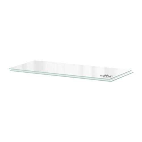 UTRUSTA - shelf, glass | IKEA Hong Kong and Macau - PE317456_S4