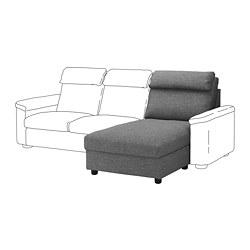 LIDHULT - 躺椅組合, Lejde 灰色/黑色 | IKEA 香港及澳門 - PE711824_S3