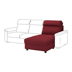 LIDHULT - 躺椅組合, Lejde 啡紅色 | IKEA 香港及澳門 - PE711823_S3