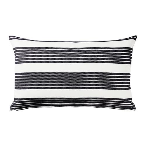 METTALISE - cushion cover, white/dark grey | IKEA Hong Kong and Macau - PE711890_S4