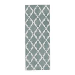 AUNING - 廚房地墊, 淺綠色/白色 | IKEA 香港及澳門 - PE663466_S3