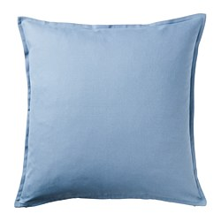 GURLI - cushion cover, light blue | IKEA Hong Kong and Macau - PE712005_S3