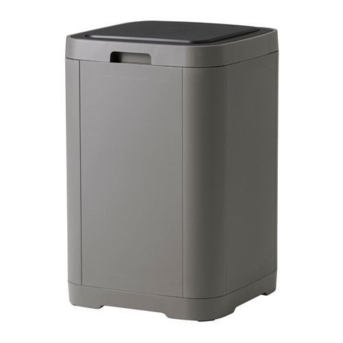 GIGANTISK - touch top bin, dark grey | IKEA Hong Kong and Macau - PE608414_S4