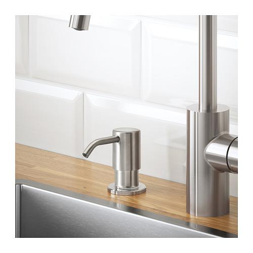 KNIPEN - 清潔液器, 不銹鋼 | IKEA 香港及澳門 - PE663577_S4