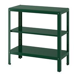 KOLBJÖRN - 層架組合,室內/戶外用, 綠色 | IKEA 香港及澳門 - PE752184_S3