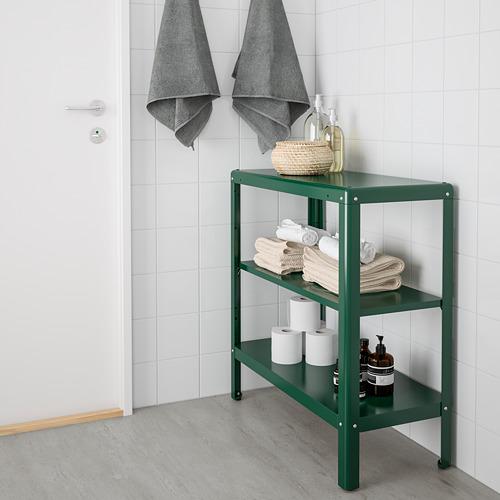 KOLBJÖRN - 層架組合,室內/戶外用, 綠色 | IKEA 香港及澳門 - PE752186_S4
