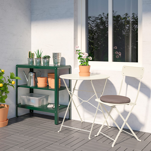 KOLBJÖRN - 層架組合,室內/戶外用, 綠色 | IKEA 香港及澳門 - PE752183_S4