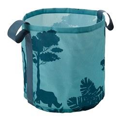 URSKOG - 貯物袋, 樹/湖水綠色 | IKEA 香港及澳門 - PE663623_S3