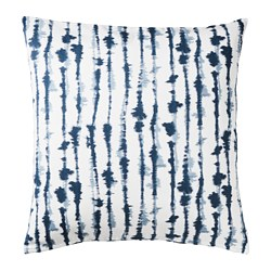 STRIMSPORRE - cushion cover, white/blue | IKEA Hong Kong and Macau - PE712257_S3