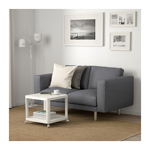 NORSBORG - 兩座位梳化, Finnsta 深灰色/金屬 | IKEA 香港及澳門 - PE663795_S4