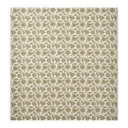 JUNIMAGNOLIA - 布料, 米色/綠色 | IKEA 香港及澳門 - PE752474_S3