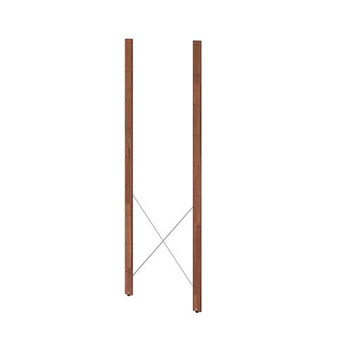 TORDH - 側柱,戶外用, 染褐色   IKEA 香港及澳門 - PE761780_S4