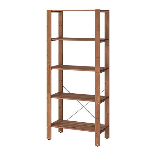 TORDH - 戶外層架組合, 染褐色 | IKEA 香港及澳門 - PE752518_S4