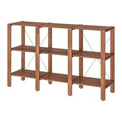 TORDH - 戶外層架組合, 染褐色 | IKEA 香港及澳門 - PE752513_S3