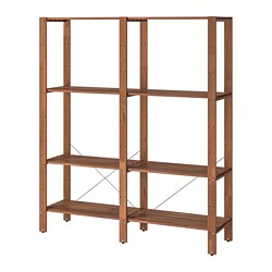 TORDH - 戶外層架組合, 染褐色 | IKEA 香港及澳門 - PE752514_S3
