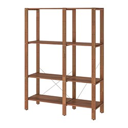 TORDH - 戶外層架組合, 染褐色 | IKEA 香港及澳門 - PE752523_S3