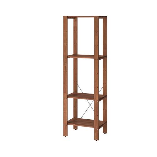 TORDH - 戶外層架組合, 染褐色 | IKEA 香港及澳門 - PE752516_S4