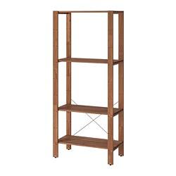 TORDH - 戶外層架組合, 染褐色 | IKEA 香港及澳門 - PE752524_S3