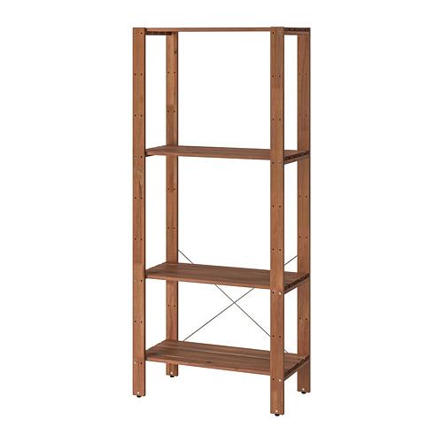 TORDH - 戶外層架組合, 染褐色 | IKEA 香港及澳門 - PE752524_S4