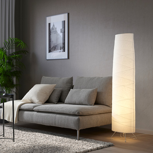 VICKLEBY - floor lamp, white   IKEA Hong Kong and Macau - PE808445_S4