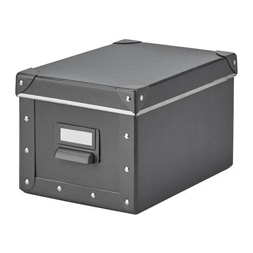 FJÄLLA 連蓋貯物盒