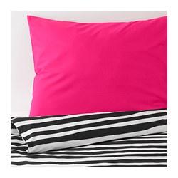 URSKOG - 被套枕袋套裝, 斑馬/條紋 | IKEA 香港及澳門 - PE663873_S3