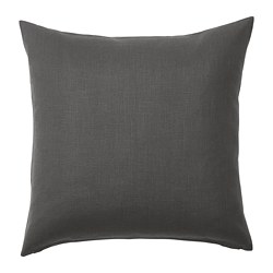 VIGDIS - cushion cover, black-grey | IKEA Hong Kong and Macau - PE712410_S3