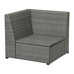 SOLLERÖN - corner section, outdoor, dark grey | IKEA Hong Kong and Macau - PE712447_S3