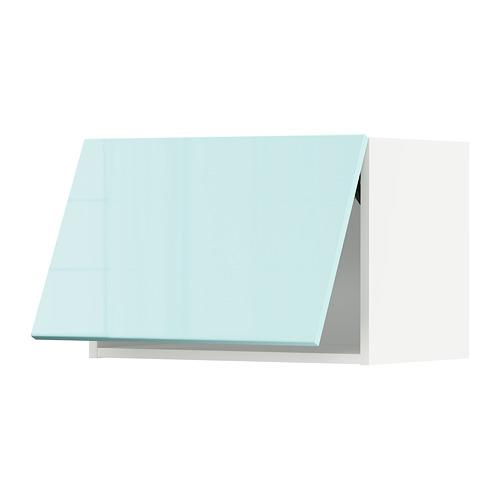 METOD - 橫吊櫃, 白色 Järsta/光面 淺湖水綠色 | IKEA 香港及澳門 - PE808632_S4