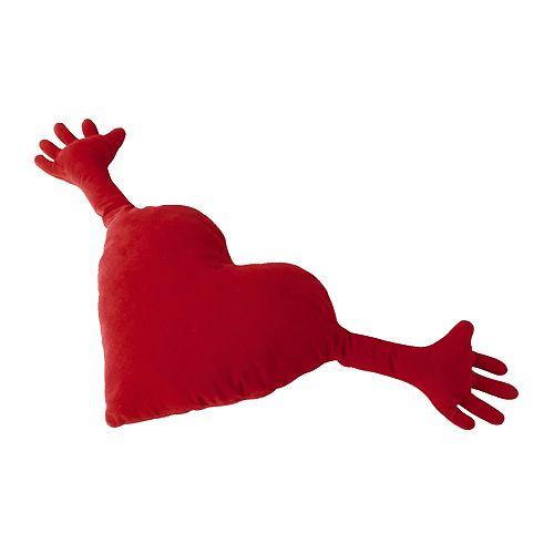 FAMNIG HJÄRTA - 咕, 紅色 | IKEA 香港及澳門 - PE033927_S4