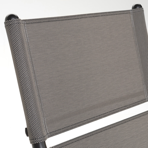 HUSARÖ - armchair, outdoor, dark grey | IKEA Hong Kong and Macau - PE715224_S4