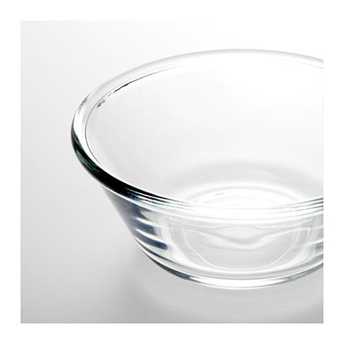 VARDAGEN - bowl, clear glass, 15cm | IKEA Hong Kong and Macau - PE608984_S4