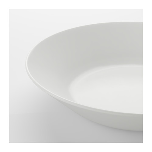 OFTAST - deep plate, white, 20cm | IKEA Hong Kong and Macau - PE608999_S4
