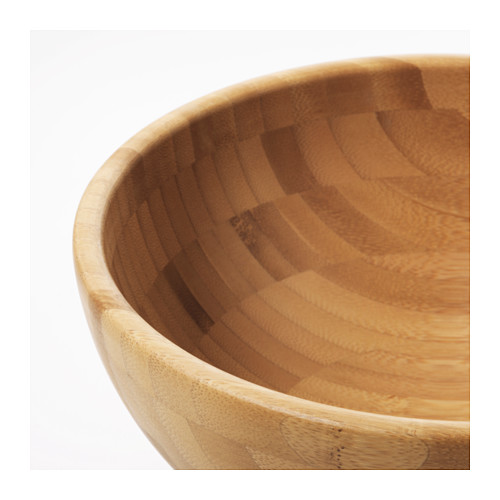BLANDA MATT - serving bowl, bamboo, 20cm | IKEA Hong Kong and Macau - PE609009_S4
