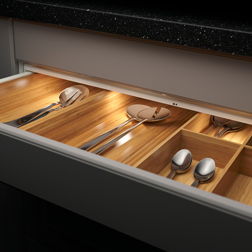 MITTLED - LED ktchn drawer lighting w sensor, dimmable white | IKEA Hong Kong and Macau - PE808795_S4